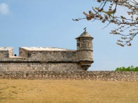 Fort San Miguel, Campeche, Mexico